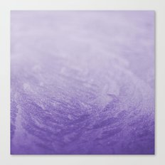 Grape Frost Canvas Print