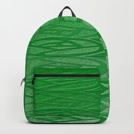 Forest Fun Greens Backpack