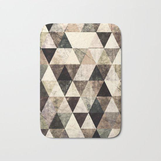 Abstract #365 Bath Mat