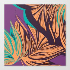 Butterfly Thing Canvas Print