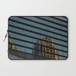 Afternoon reflection Laptop Sleeve