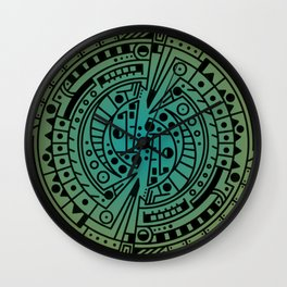 etch composition 1 Wall Clock