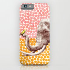 New Friends 2 by Eric Fan and Garima Dhawan Slim Case iPhone 6