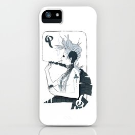 Im not Your F*$#N Queen iPhone Case