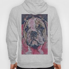 GlitzyAnimal_Dog_007_by_JAMColors Hoody