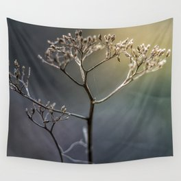 Golden Light Wall Tapestry