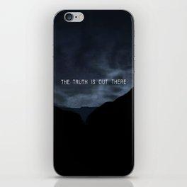 Truth. iPhone Skin