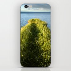 Ends of the Earth iPhone & iPod Skin