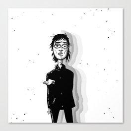 Untitled #1, 2018 Canvas Print