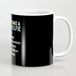 But First Take A Math Selfie For Math Teacher Coffee Mug