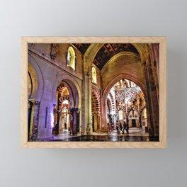 2 faiths Framed Mini Art Print