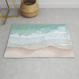 Birds View Sea Rug