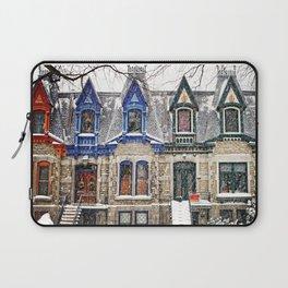 The Enchanting Winter Laptop Sleeve