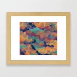 Blarp Framed Art Print