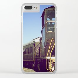 Depot Clear iPhone Case