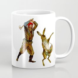 Rabbit Season Coffee Mug