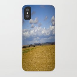 German Countryside iPhone Case