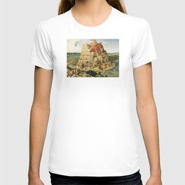 The Tower of Babel 1563 T-shirt