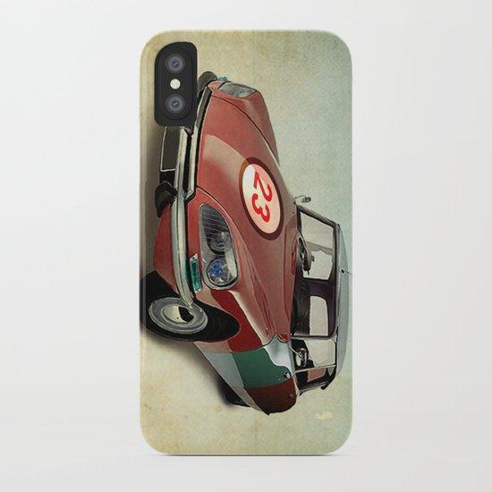Number 23 _ Citron DS iPhone Case
