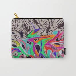 Psychedelic Vacui  Carry-All Pouch