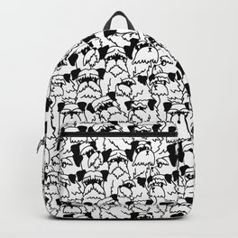 Oh Schnauzer Backpack