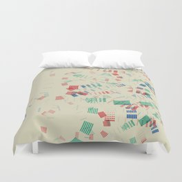 Staccato Duvet Cover
