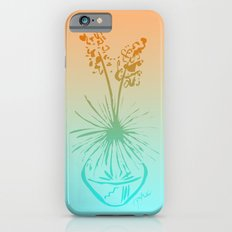 Cactus Yucca Southwest Desert Succulent Slim Case iPhone 6s