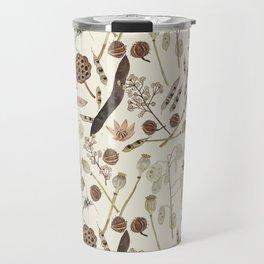 Seed Pods Travel Mug