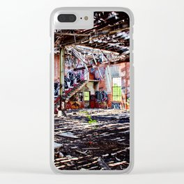 # 144 Clear iPhone Case