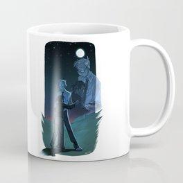 Portal Blue Sky: Like Real People Do Coffee Mug