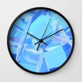 Compression Wall Clock