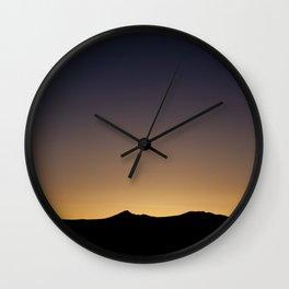 Arizona Wall Clock