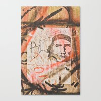 che Canvas Prints featuring Che by Jaime Lynn Photography