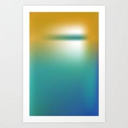 Intertidal 002 Art Print