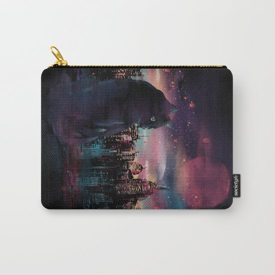 Black Cat Big City Carry-All Pouch