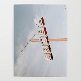 Desert Motel III Poster