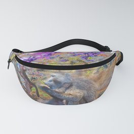 Dinner at Clarence Fanny Pack