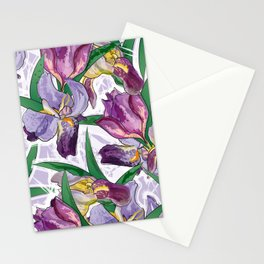 the iris Stationery Cards