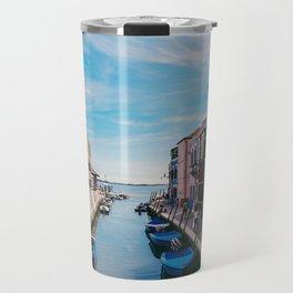 Color House Travel Mug