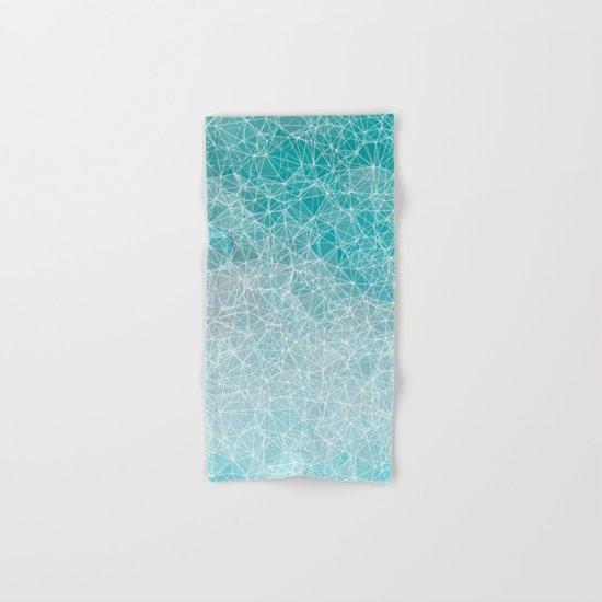 Polygonal A3 Hand & Bath Towel