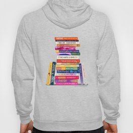 Black Authored Books Hoody