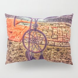 Mandala Dream Catcher Pillow Sham