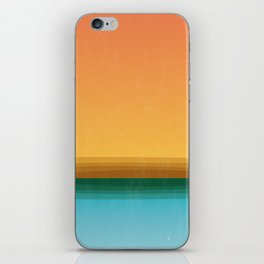 Quiet (landscape) iPhone Skin