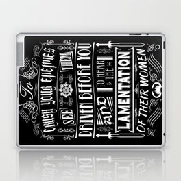 What is best in life... Laptop & iPad Skin