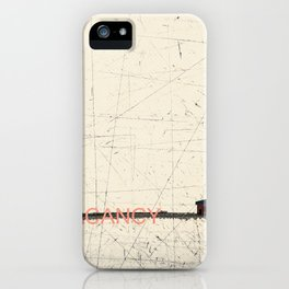 Vacancy iPhone Case