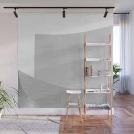 From the Inside Out Black And White Afternoon Vintage Retro Photography I Wall Mural