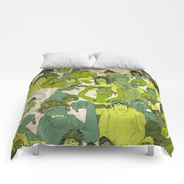 Party Hardy Comforters