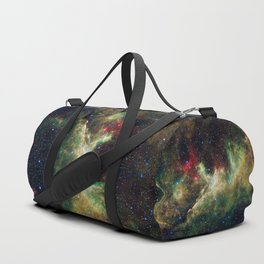 Heart of Cepheus Duffle Bag