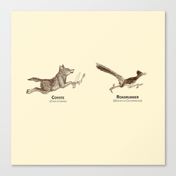 Endangerous Species Canvas Print