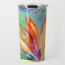 Bird of paradise i Travel Mug